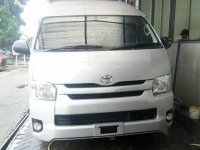 Toyota Hiace Ready Stock 2018