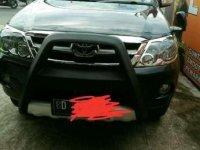 Dijual Toyota Fortuner tahun 2008 type G solar