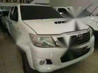 Toyota Hilux D-CAB type E 2012