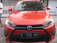 Toyota Yaris type G 2015 manual