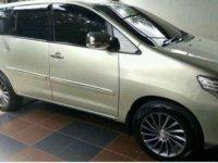 Toyota Innova Tahun 2013 Matic Type G