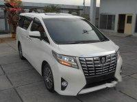 Toyota Alphard G 2015 Wagon
