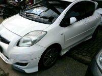 Tpyota Yaris S Limited Trd AT 2011 Putih