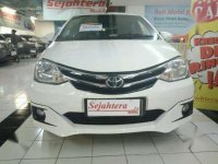 Toyota Etios 1.2 G M/T 2015 (manual)