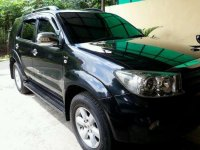 Toyota Fortuner tipe G Tahun 2010/2011
