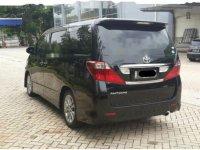 Toyota Alphard X 2011 MPV
