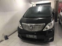 Jual Toyota Alphard G 2.5 AT 2011 Unit Istimewa