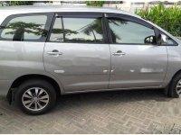 Toyota Kijang Innova 2.5 Diesel NA 2015 Silver