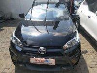 Toyota Yaris S TRD Sportivo AT Tahun 2014 Hitam mobil ciamik siap pakai