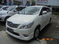 Toyota Kijang Innova 2.0 G Luxury 2012
