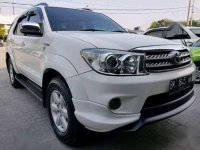 Toyota Fortuner G Trd Luxurry BENSIN Metic tahun 2010