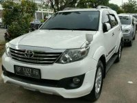 Toyota Fortuner Trd 2013 asli