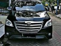 Toyota Innova G diesel 2014 manual