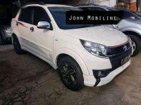 Toyota Rush TRD Sportivo Ultimo Tahun 2016 matic warna putih