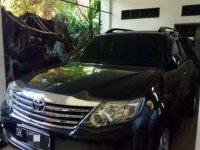 Toyota Grand New Fortuner G DieseL MT 2012