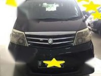 Jual Toyota Alphard 2.4 NA AT 2005