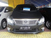 Toyota Kijang Innova 2.5G 2013