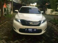 Toyota Harrier Advance 2014