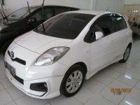 Toyota Yaris TRD 2012 Hatchback