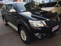 Toyota Hilux 2.5 V 4x4 A/T 2014