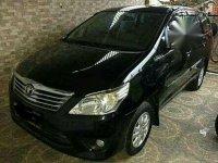 Toyota Innova 2012 G MT bensin