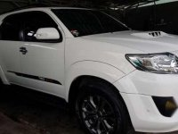 Toyota Fortuner G TRD 2014 SUV