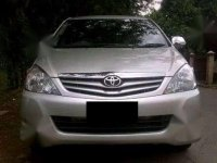 Toyota Innova G diesel manual Tahun 2010