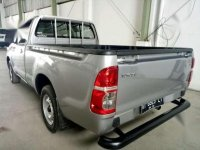 Toyota Hilux Pickup Tahun 2015