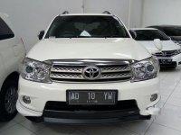 Toyota Fortuner G TRD 2010 SUV