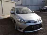 Toyota Vios E AT 2013 SILVER METALIK Sangat Ciamik Gan