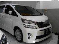 Toyota Alphard G G 2013