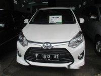 Toyota Agya G 2017