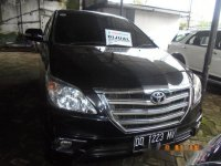 Toyota Kijang Innova V Luxury 2013
