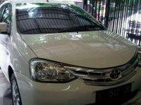 Toyota Etios E 2015
