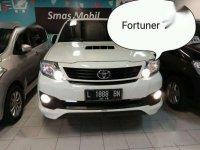 Toyota Fortuner TRD 2013 SUV