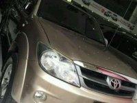Toyota Fortuner V 2007 SUV
