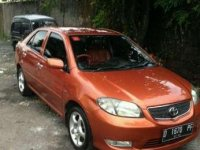 Toyota Vios G MT Bukan ex taxi 2003