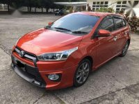 Toyota Yaris TRD Sportivo 2015 Manual Antik =
