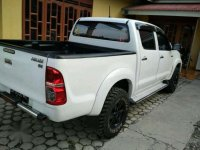 Toyota Hilux 2012 type G