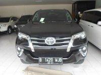 Toyota Fortuner VRZ 2.4 2016