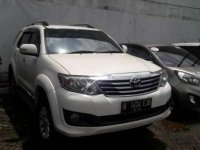 Toyota Fortuner G Luxury AT 2012