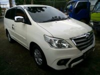 Toyota Kijang Innova 2.5G 2014