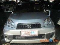 Toyota Rush S TRD AT 2014 SILVER Guys Mantap Nih Unitnya