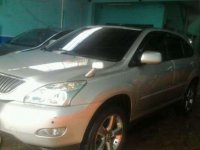 Toyota Harrier 2.4 cc at 2005
