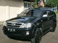 Toyota Fortuner G Manual Solar 2008