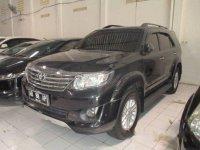 Toyota Fortuner Trd 2011