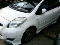 Toyota Yaris S TrD Limited 2011 AT Putih