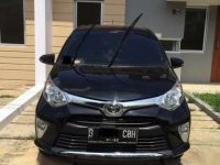 Toyota Calya G 2017 AT Hitam pajak 2019