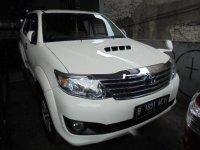 Toyota Fortuner G /VNT Turbo / TRD Sportivo 2013