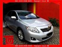 Toyota Corolla Altis 1.8 J 2008 Manual
